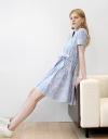 フィルクーペシャツドレス