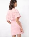 ユーティリティオーバーサイズシャツドレス