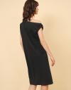 オーバーサイズチュニックドレス