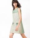 ミニポケットシフトドレス