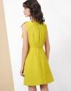 ドレープノットドレス