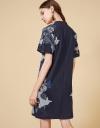 シグネチャープリントドレス