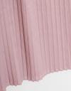 プリーツのマキシシャツドレス