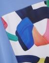 Designer Print Boxy Tee