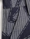 デニム刺繡ロンパース