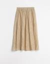 Flared Inner-layer Skirt
