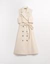 Trenchcoat Dress
