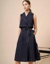 トレンチコートドレス
