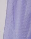 ショルダープリーツ袖なしドレス