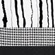 ホワイト-ブラック(A07975)