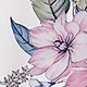 White Florals(A09248)